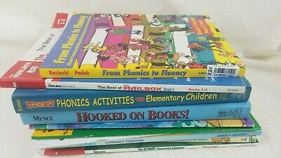 Lot of 10 Homeschooling 1st, 2nd & 3rd Grade Resources