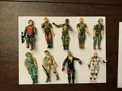 "Lot 5pcs  Weapons Gun  Accessories  Random  For 3.75-5 /"" Gi Joe Action Figure"