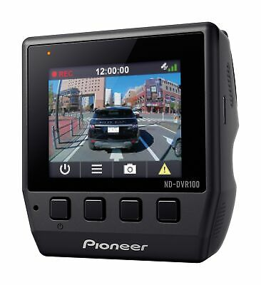 Auto Kamera HD Dash Cam | GPS | Park Monitor | DVR | 111° | 8GB Card | Display
