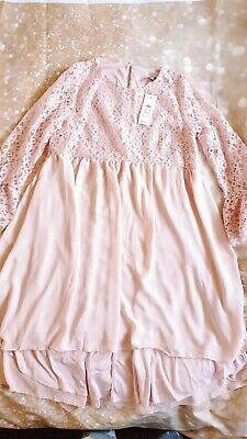 Womens Maternity Dress Size 14.party dress, bnwt. On lable size16 but small