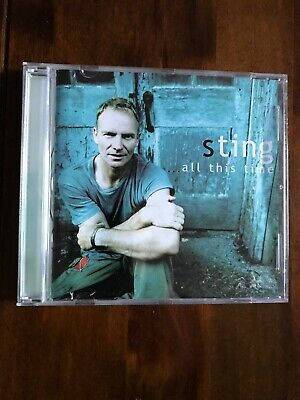 Sting - All this time - CD