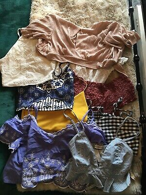 Job Lot of Women's Clothes Size 8-10