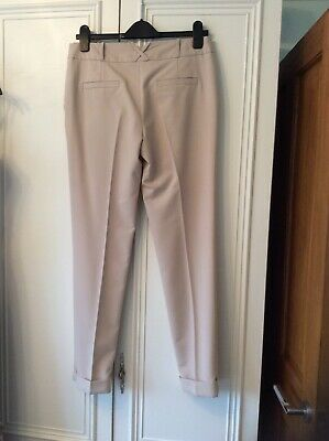 ladies miss selfridge size 10 summer hare trousers vgc