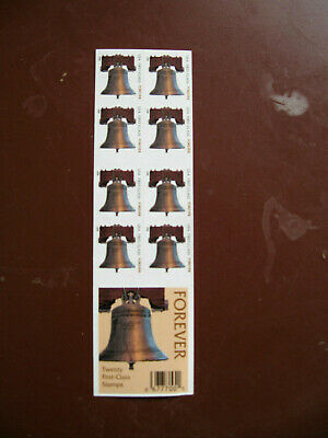 U.S.A Stamp Booklet of Forever (Light Colour Bell ).