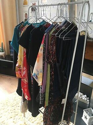 Wholesale Job Lot Size 10 12 Womens Clothes 24 Items New Look Mango M&S Monsoon