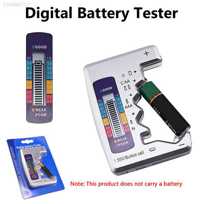 Electric Quantity Tester Battery Capacity Tester DT15 Checker Diagnostic Tool