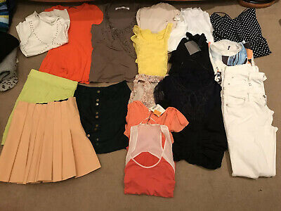 Zara Joblot 20 Pieces Ladies Clothes Tops, Skirts Clothing