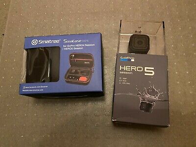 GoPro HERO5 Session Portable Action 10MP Camera