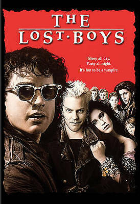 The Lost Boys (DVD, 2011, PS) New Sealed