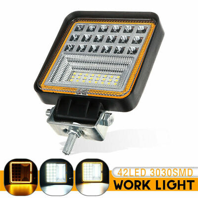 Fits Citroen C3 Picasso 1.6 HDi 110 blanc 54-SMD DEL Number Plate Light Bulbs