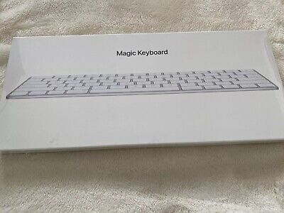 Authentic Apple MLA22LL/A Magic Keyboard 2 Rechargeable/Wireless Ready