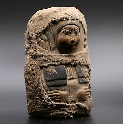 Rare Egyptian Antiques Egypt Statue Head Pharaoh Carved Stone Bc