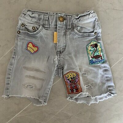 Rock Your Baby Boys Size 3 Shorts