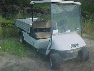 ezgo  buggy utit alloy tray all lights wipers hygrulic brakes plus