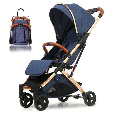 Tynee™ Foldable Baby Stroller Pushchair Pram Toddler Buggy Baby Lightweight