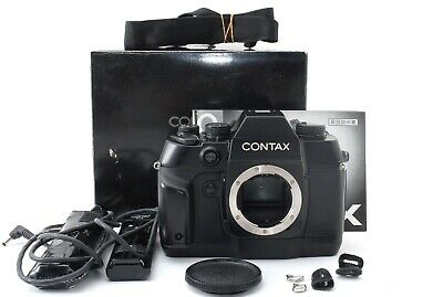 """""""NEAR MINT in Box"""" Contax AX 35mm SLR Film Camera Body Only From Japan 3881"""