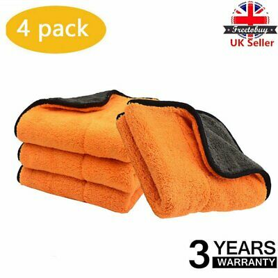 Car Cleaning Cloth Super Absorbent Microfibre Cloths for Wash Polishing Waxing