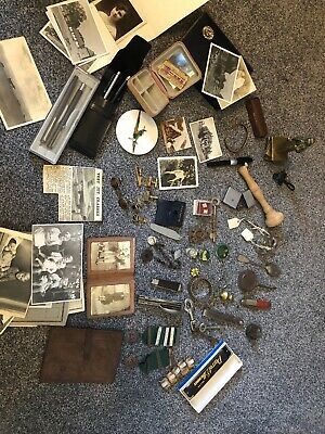 Job Lot Antique And Vintage Items