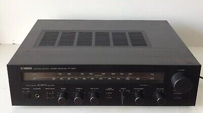 Vintage Yamaha Natural Sound Stereo Receiver R-300 from 1980 * Tested & Working