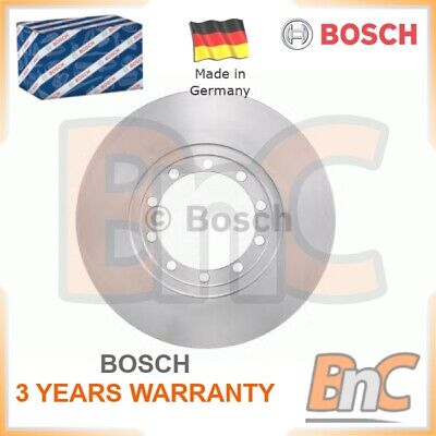 2x BOSCH REAR BRAKE DISC SET FORD TRANSIT TRANSIT BUS TRANSIT BOX OEM 0986479390
