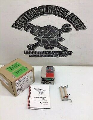 MagneTek Impulse Mini G+ 4001-G VFD CIMR-VU4 Speed Drive *NIB*