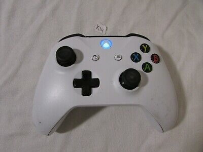 Microsoft XBOX ONE wireless controller model 1708  - WHITE