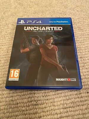 Sony PlayStation 4 - Uncharted The Lost Legacy - Only on PlayStation