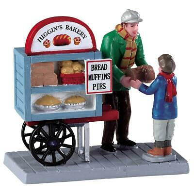 Lemax - Delivery Bread Cart (92749)
