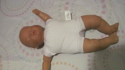 "Lissi Baby Doll 12"" Sleeping Baby"