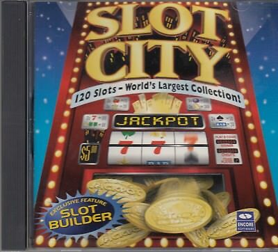 Slot City Cd [Cr-10]