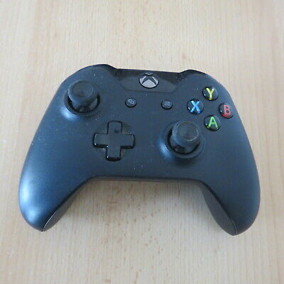 MICROSOFT Xbox One Wireless Controller - Black -