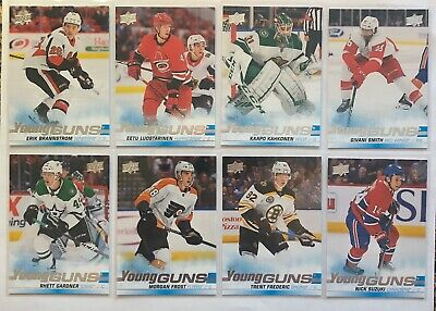 19/20 UD Series 2 Nick Suzuki Young Guns Rookie! Pack Fresh + 7 Others! 8 Cards!