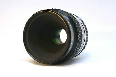 【NEAR MINT】Nikon Micro NIKKOR 55mm f/2.8 Ai-S AiS MF Lens from Japan ♯12