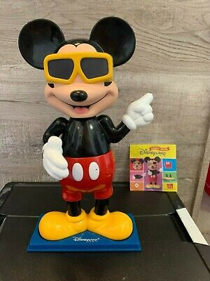 Vintage 90s Disneyland Paris Mcdonald's Happy Meal Toy / Mickey Mouse