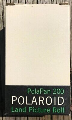 Polaroid Land Camera Film PolaPan 200 Picture Roll Type 42 Expired 1964