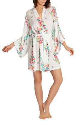 $68 Women's In Bloom By Jonquil Short Wrap, Size X-Large - Ivory