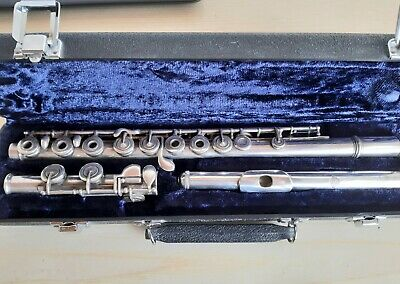 French flute flauto querflote