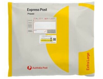 Unwanted Express Extra Large Satchel up to 5kg (10 Pack). (440 x 510mm)