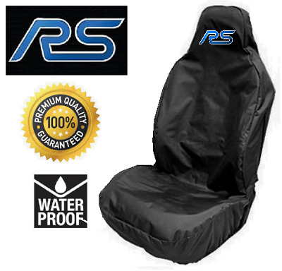 RS | Ford Focus RS MK3 Recaro Bucket Seat Cover | Commercial Grade Waterproof