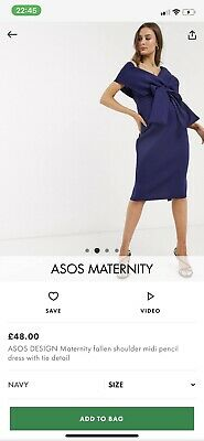 Maternity Dress Size 18- Amazing Thick Material.