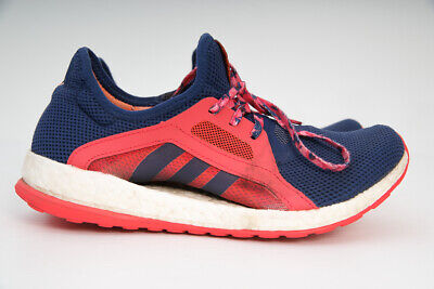 Adidas AQ6680 Pure Boost X Womens Running Shoes Sneakers Pink 7.5 US (6 UK)