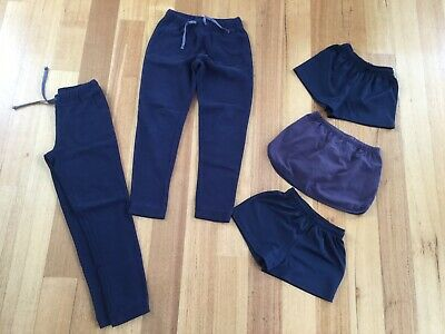 School navy Trackpants And Shorts