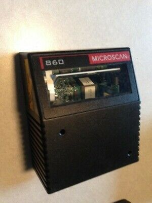 Microscan MS-860 Barcode Scanner Reader FIS-0860-0001