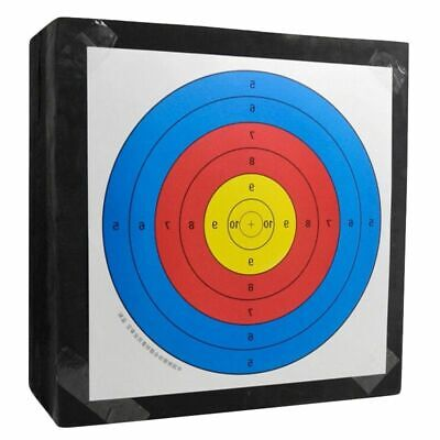 Outdoor Indoor Sports Eva Archery Bow Target Portable 3D Easy to Carry Unisex