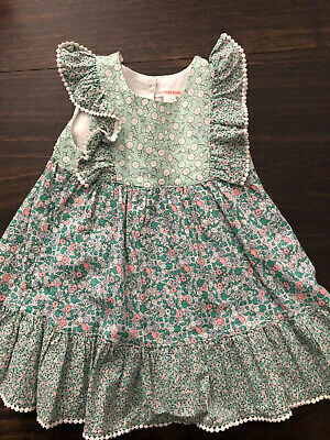 country road baby girl 12-18 Months Dress