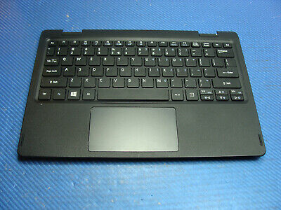 "/""GENUINE/'/' ACER R3-131T R3-100 SERIES PALMREST TOUCHPAD KEYBOARD 460.06502.0001"