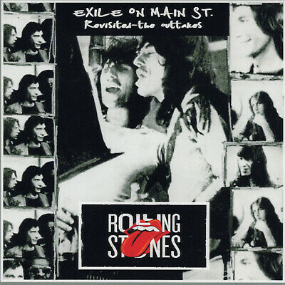 Rolling Stones Exile On Main Street Revisited The Outtakes Volume 1 CD