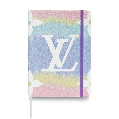 LOUIS VUITTON Escale Clemence Notebook MM Diary Planner