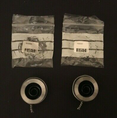 Two Clock replacement  main springs