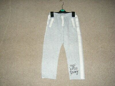 Girls Grey Jogging Pants Age 3-4 Years from George